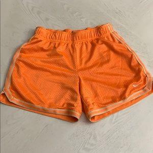 Nike Women's Orange Shorts